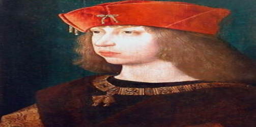 En relación con los amoríos de Felipe el Hermoso